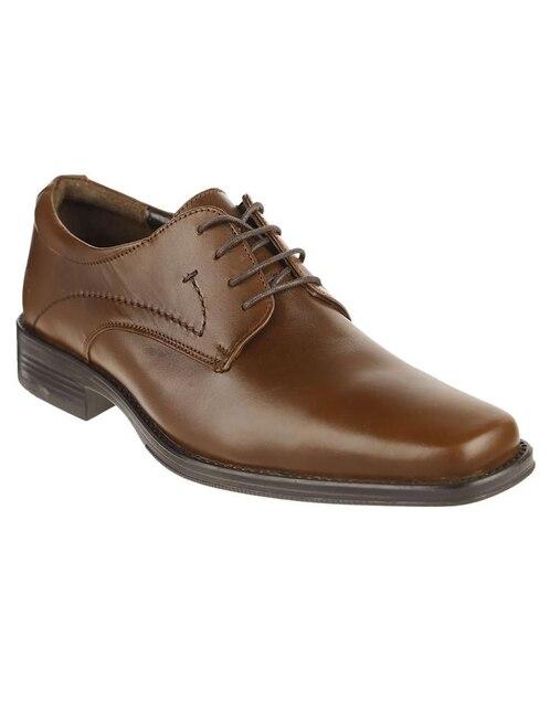 2a3f6ef58b1 Zapato derby Dockers piel brandy