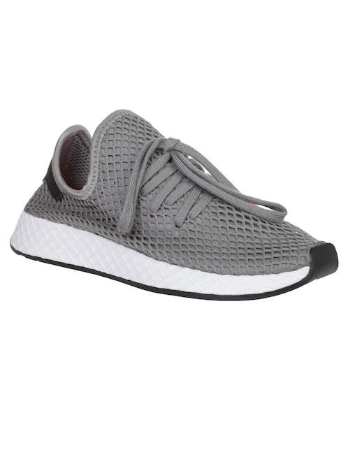 promo code 8a5bf d0f34 Tenis Adidas Originals gris