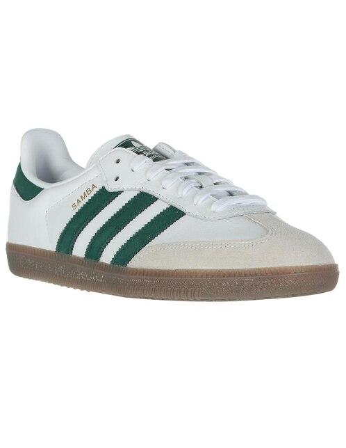 e797cacbf27bc Tenis Adidas Originals piel blanco