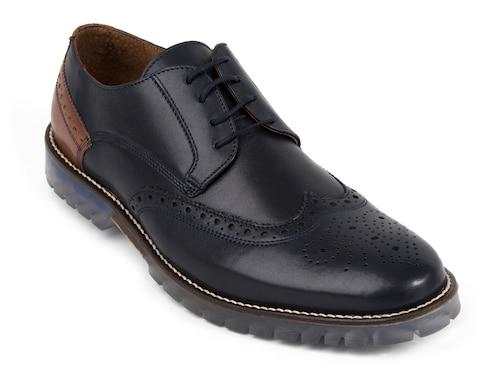 98e4231f Zapato bostoniano Brantano piel azul