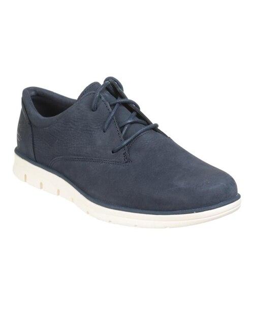Zapato derby Timberland piel azul 115505d61d28c