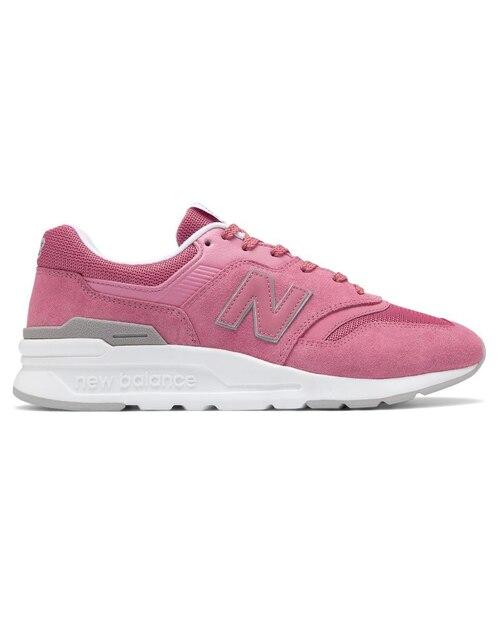 new balance blanca rosas