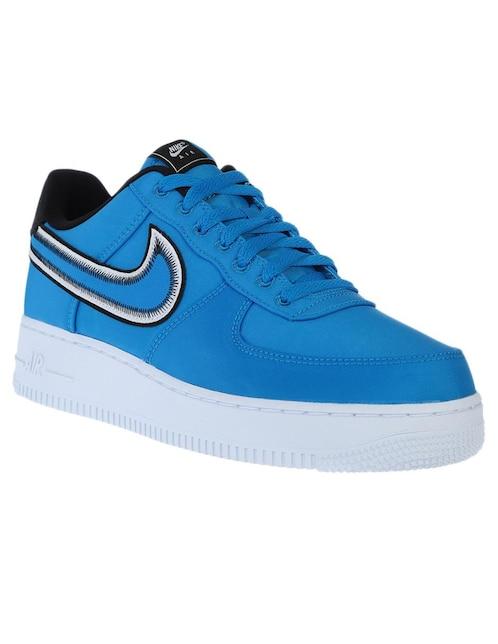 air force 1 blanca y azul