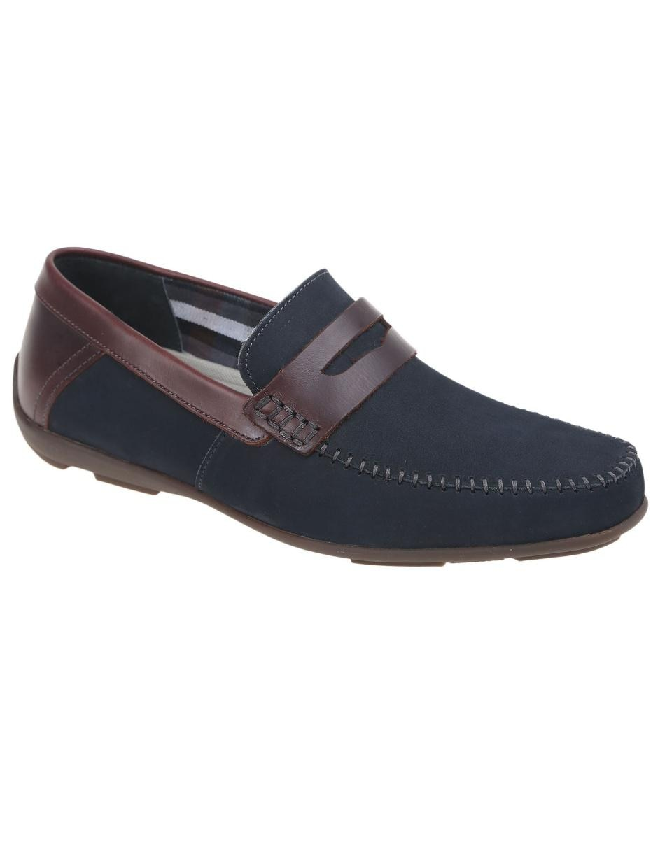 8e45ccdae32 Flexi Zapato Mocasin Azul Precio Lista