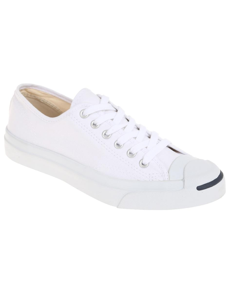 Converse Tenis Jack Purcell Classic Canvas Blanco