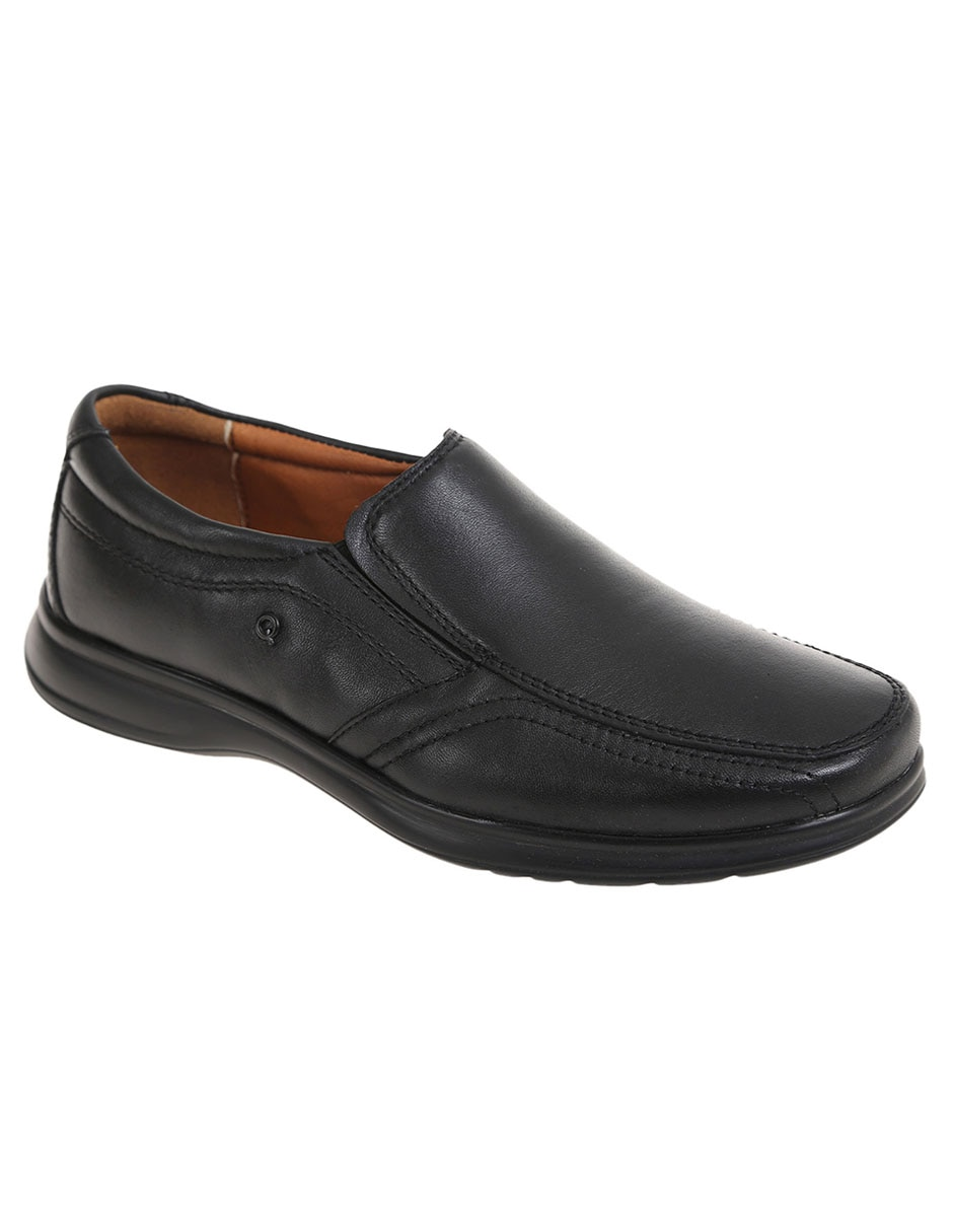 Quirelli Zapato Mocasin Negro Precio Sugerido b41e85228af