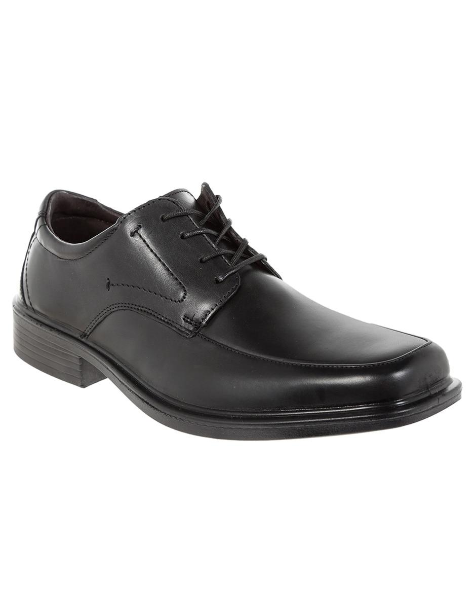 Zapato derby Flexi piel negro Precio Sugerido 4ff6eb1f51534