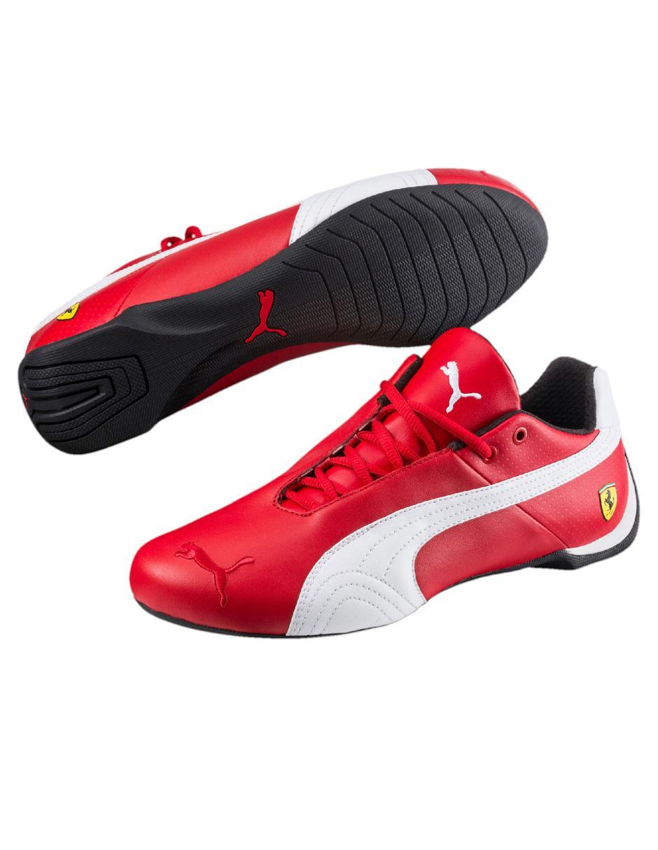 ebd8302108b COMPARTE ESTE ARTÍCULO POR EMAIL. Tenis Puma Ferrari piel rojo. Código de  producto  1062428623. De