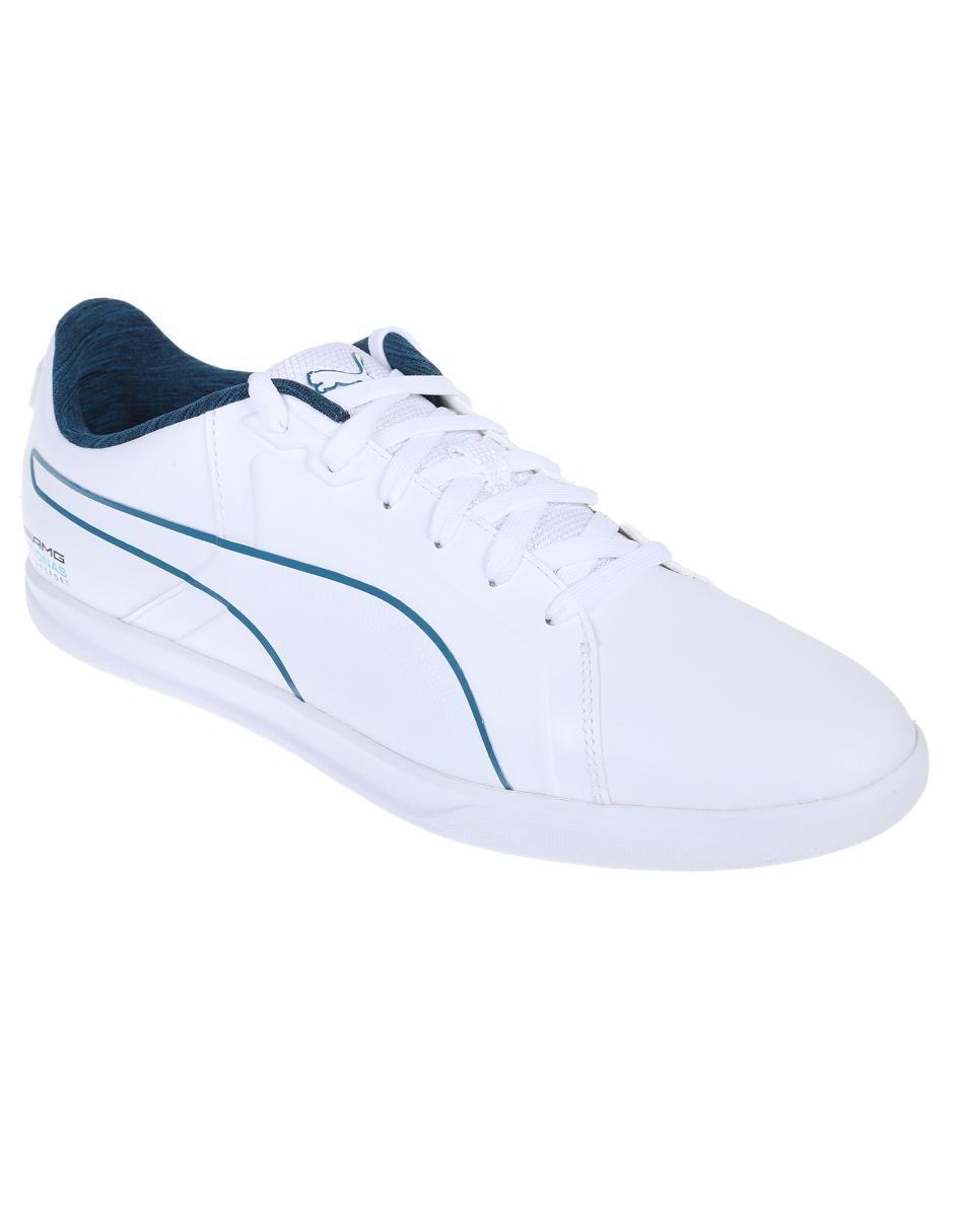 d7c2e112cb Tenis Puma blanco