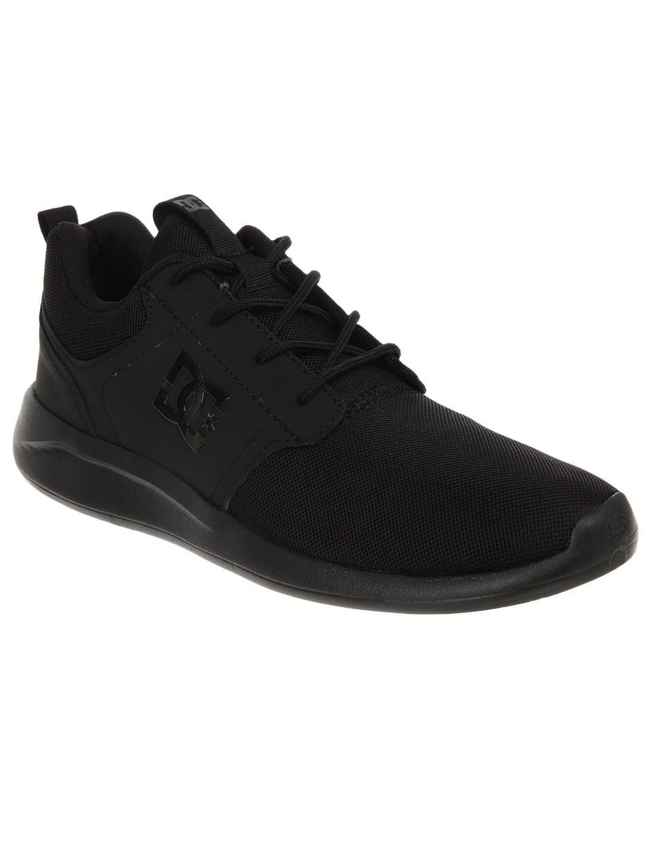 491e9991e Tenis DC Shoes negro