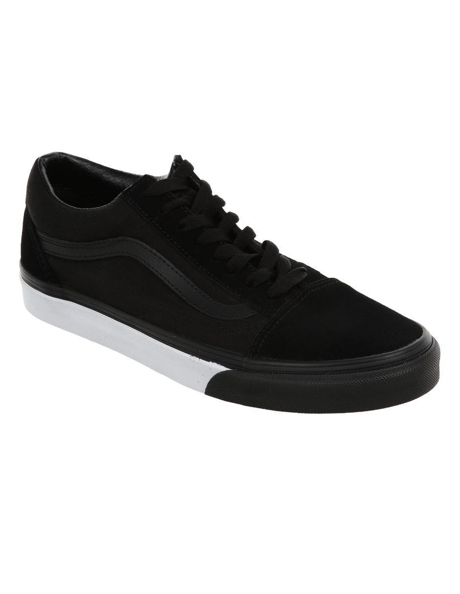 396c1e4c02229 Tenis Vans negro