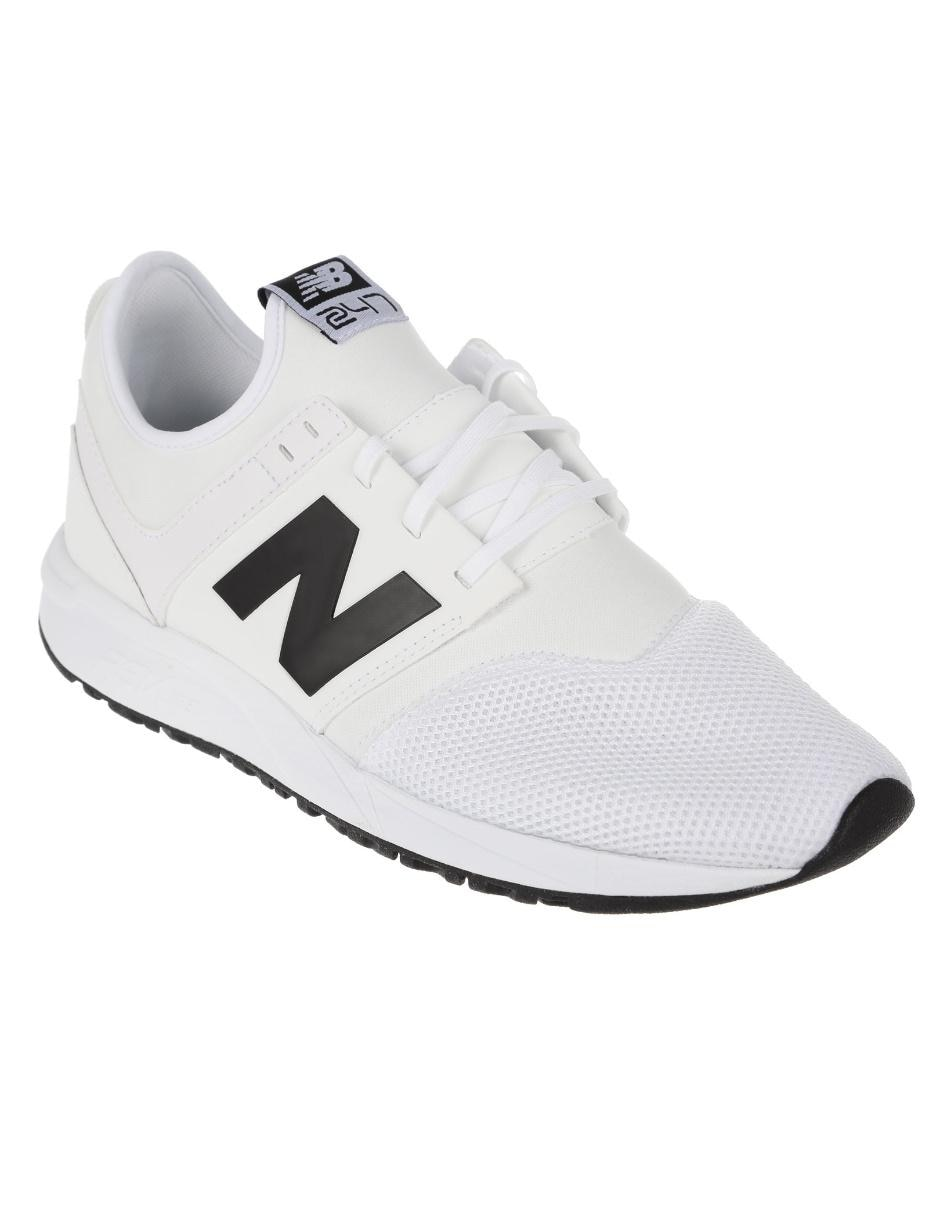 Tenis New Balance blanco