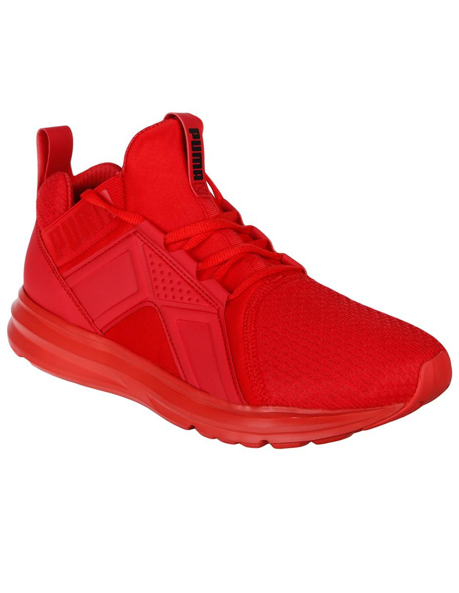 Tenis Puma rojo