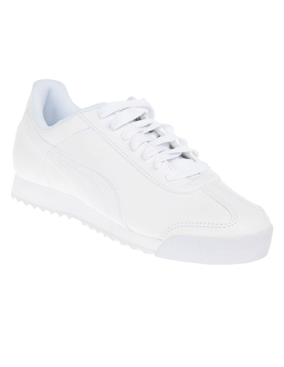2zapatos puma blancos