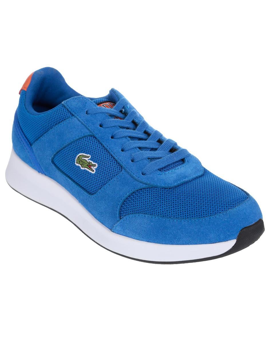 97453a3f979 Tenis Lacoste azul