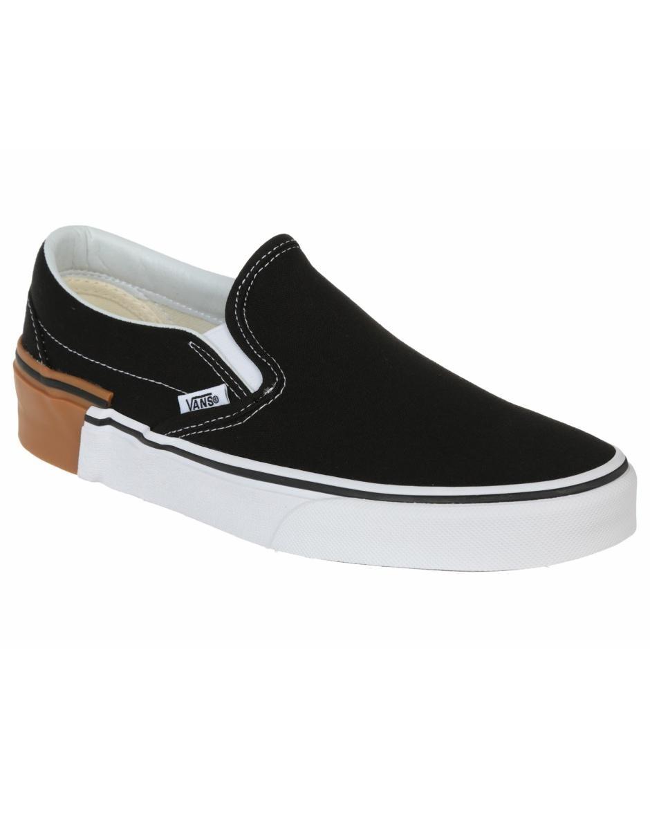 dd666b3373705 Tenis Vans negro
