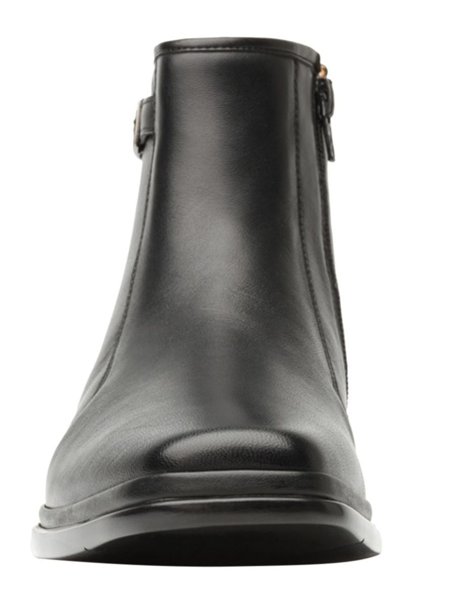 Bota chelsea Quirelli piel negra
