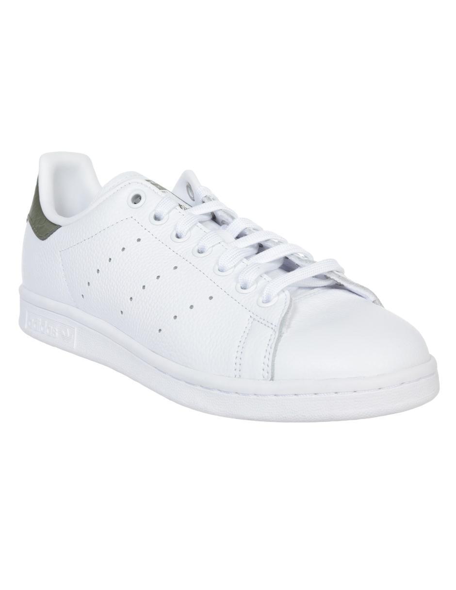 huge selection of d8534 fff7f Tenis Adidas Originals piel blanco