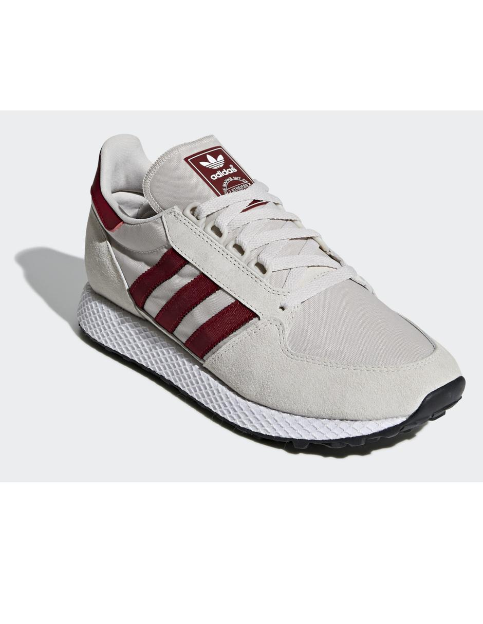 super popular aa1d3 9b2ce Tenis Adidas Originals gris claro