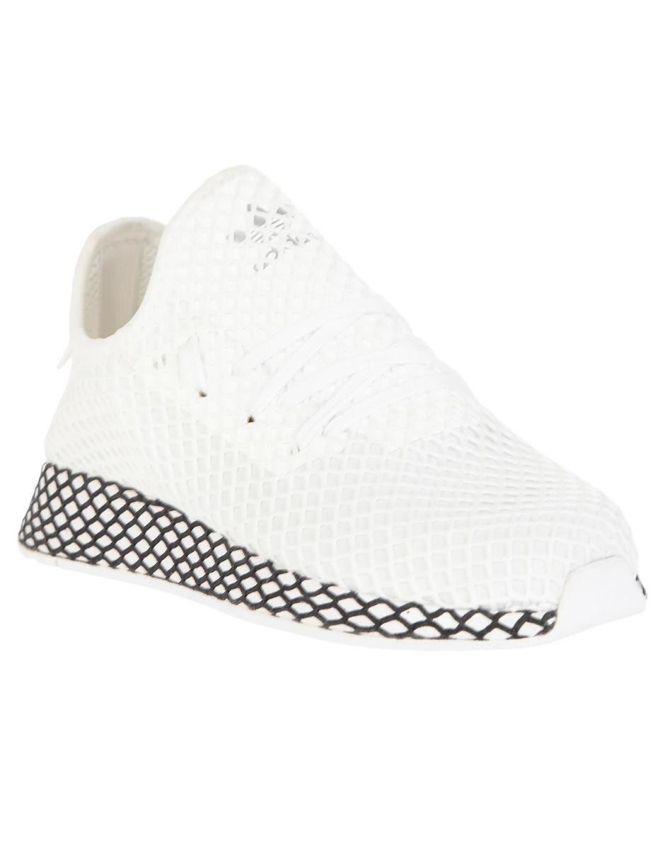 pretty nice b2384 bd317 Tenis Adidas Originals blanco