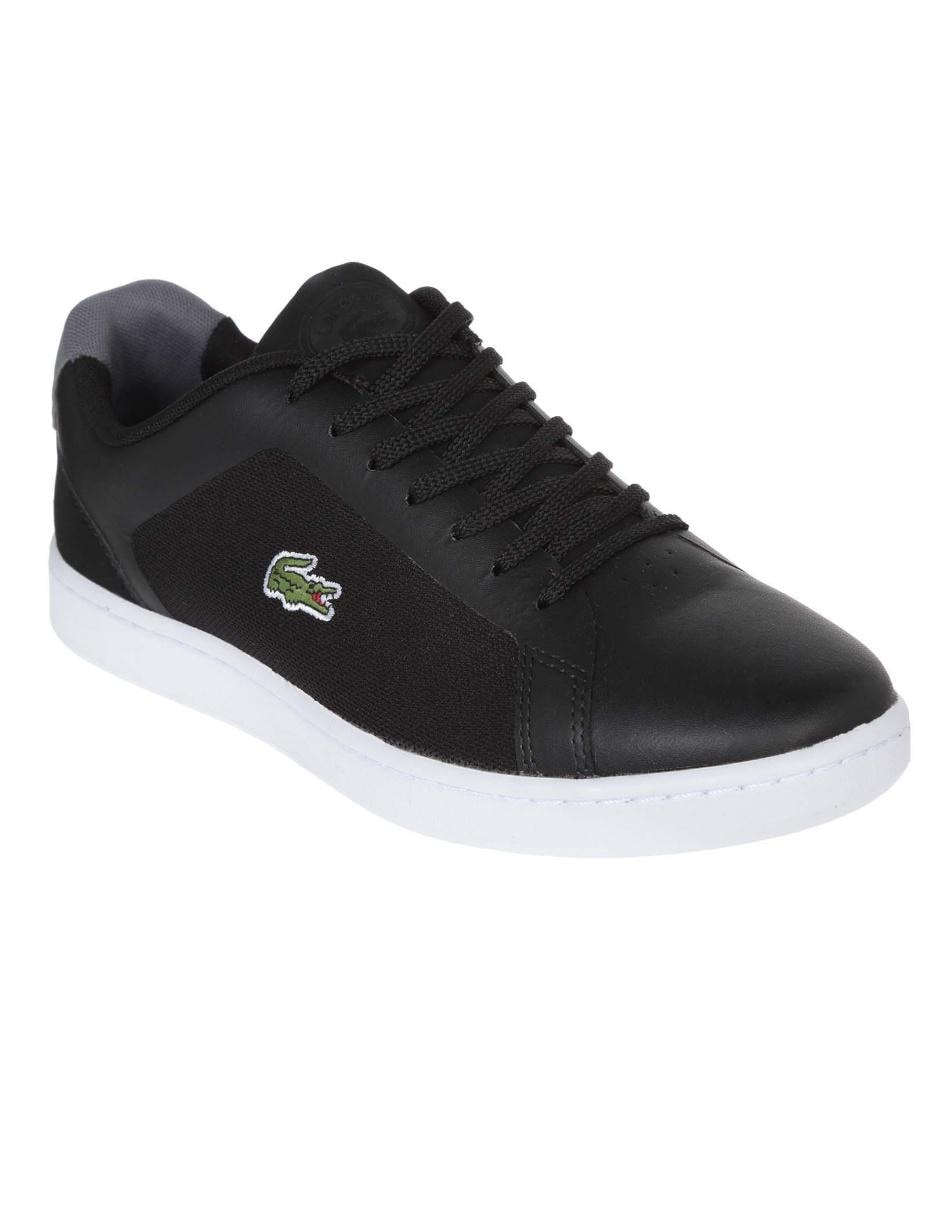 bf607a14 Tenis Lacoste negro