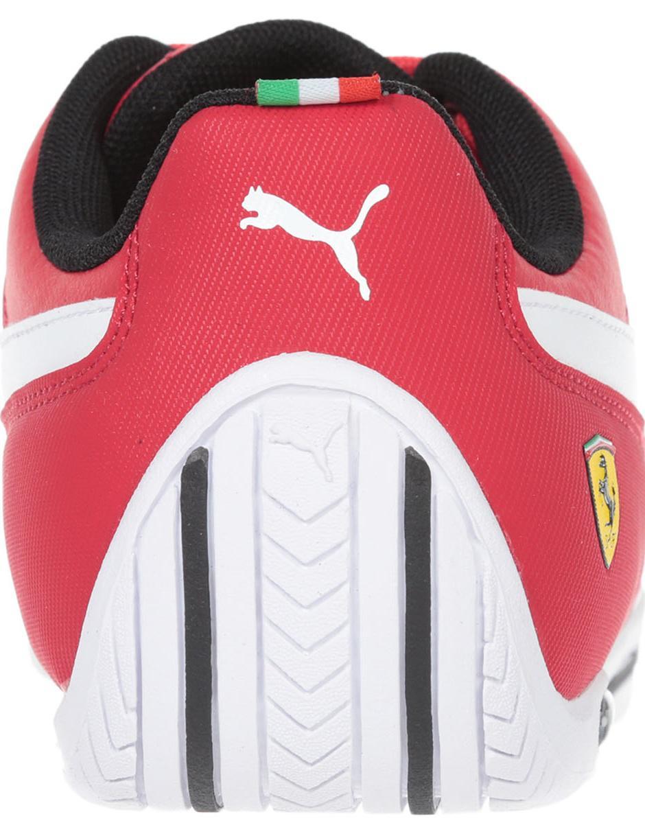 9cd287a4d4b COMPARTE ESTE ARTÍCULO POR EMAIL. Tenis Puma Ferrari rojo
