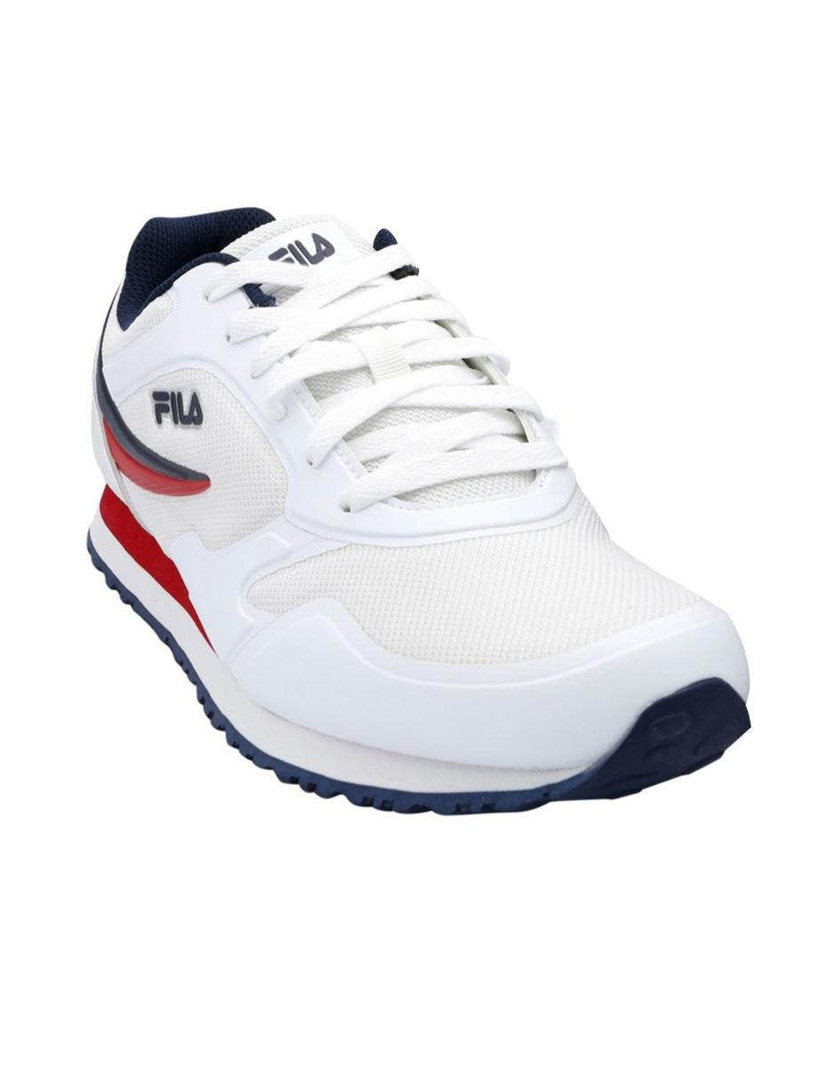 ea8f7e52f4b Tenis Fila blanco