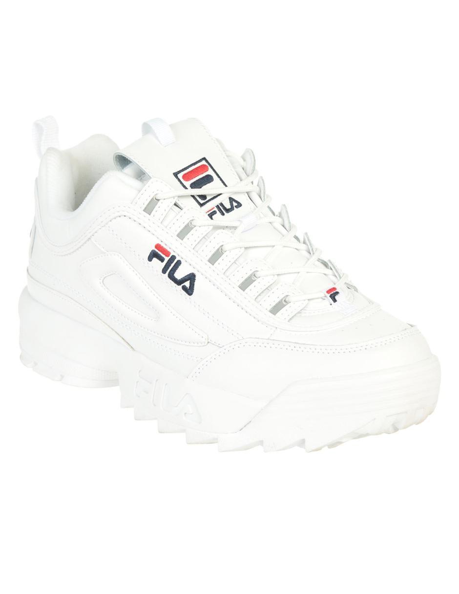 da7b3cac2ac Tenis Fila blanco Precio Lista