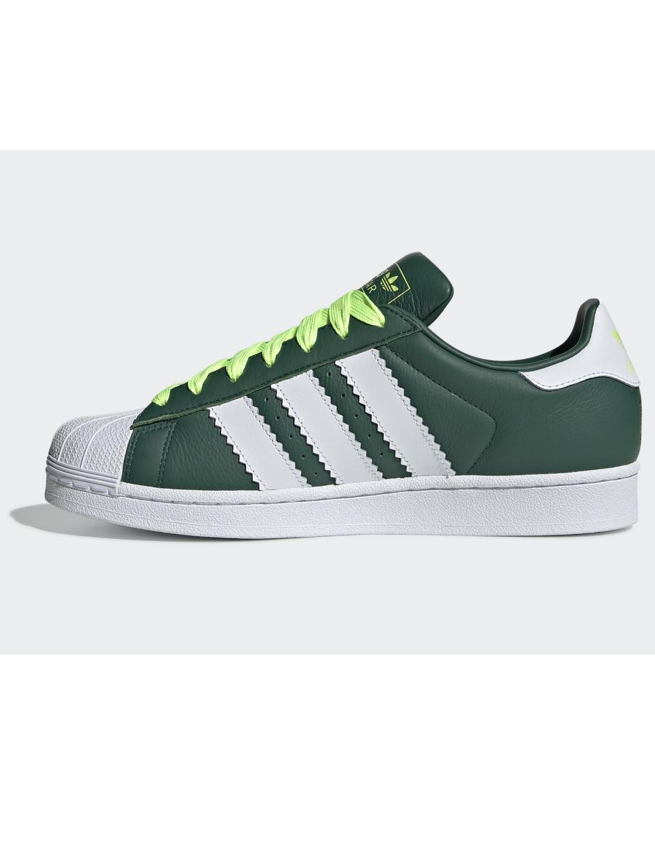 Último Ingenioso Seleccione  Tenis Adidas Originals verde en Liverpool