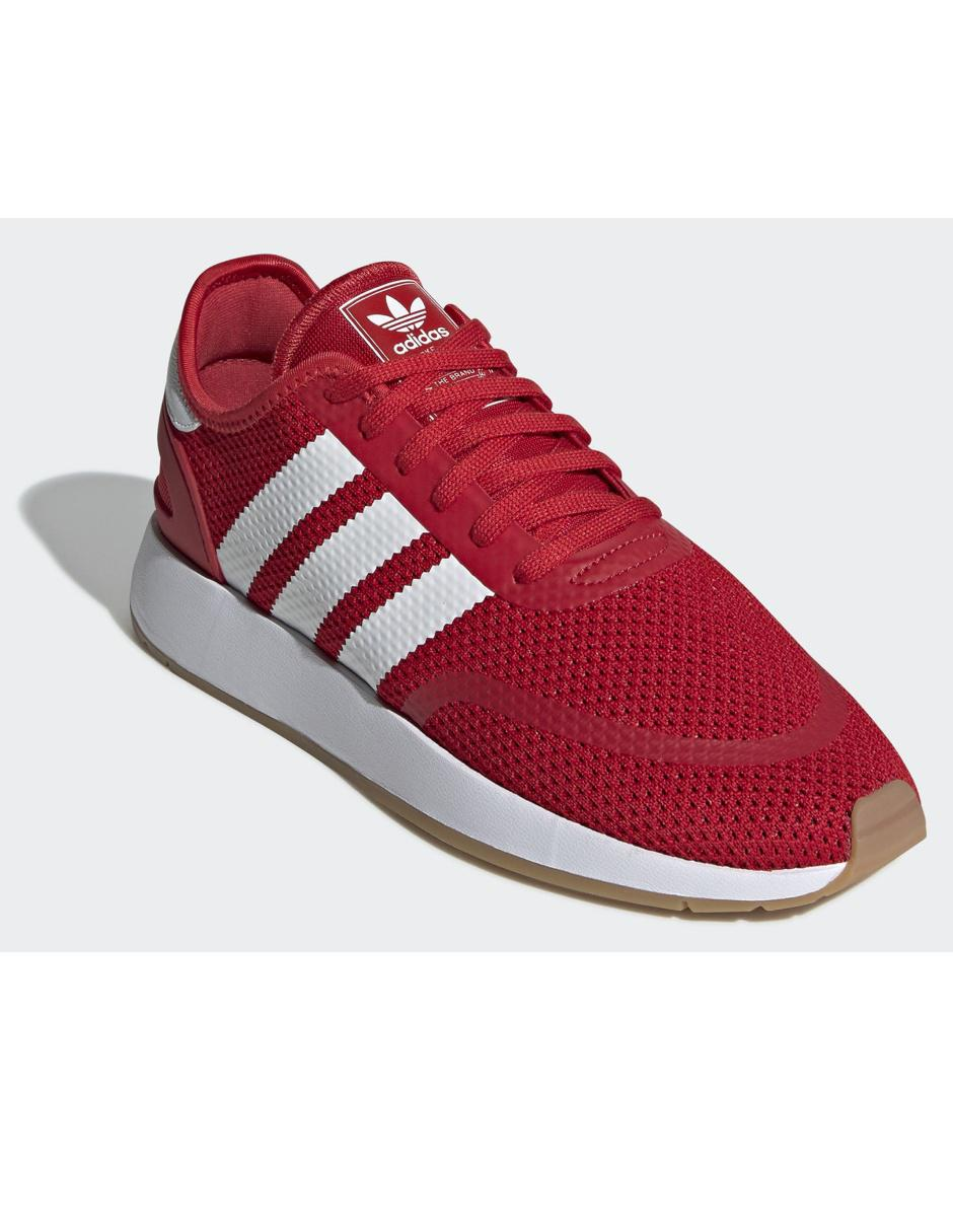 Tenis Adidas Originals rojo