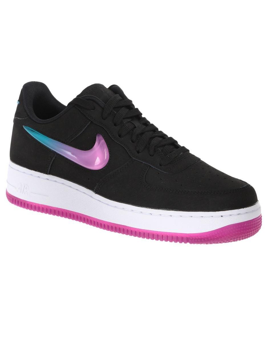 best sneakers 4cb15 d3e06 Tenis Nike gamuza negro