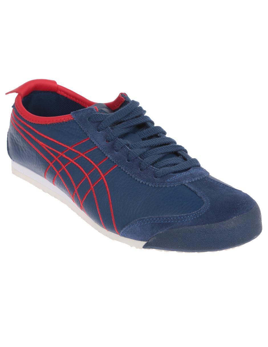 tenis onitsuka tiger azul rey