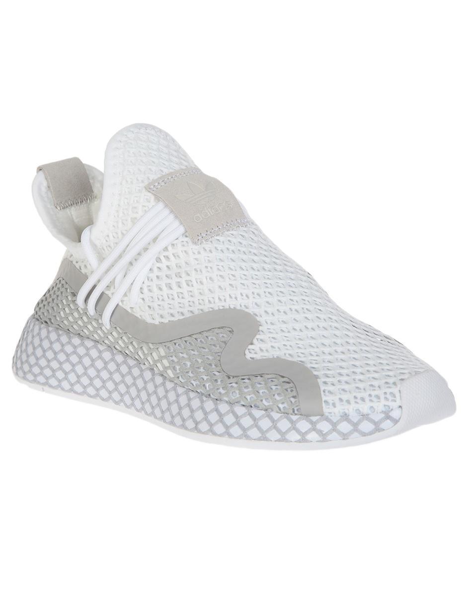 Tenis Adidas Originals Deerupt S blanco