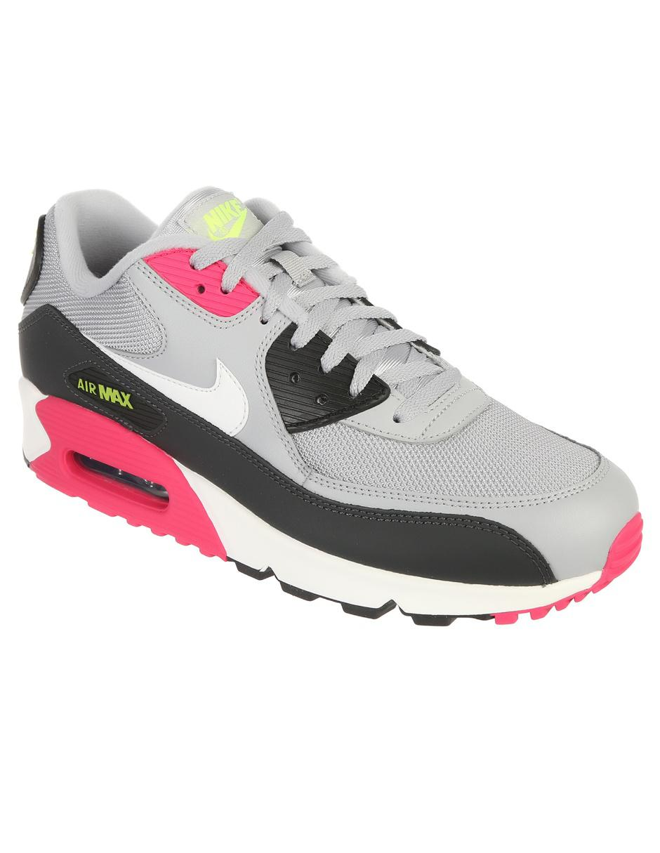 Tenis Nike Air Max 90 Essential gris
