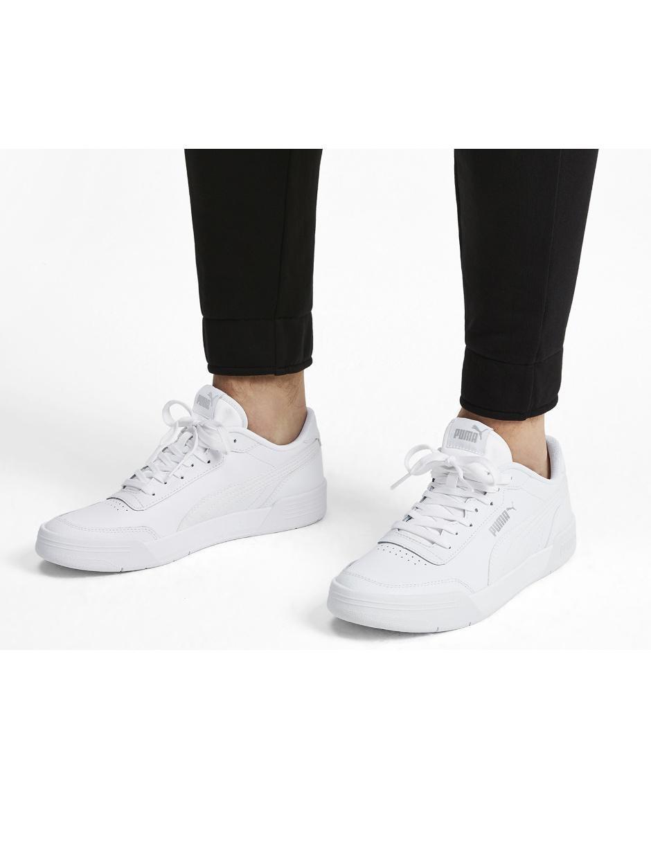 Tenis Puma Caracal blanco