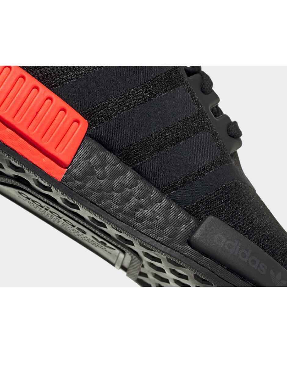 esconder Satisfacer riega la flor  Tenis Adidas Originals NMD R1 Core negro en Liverpool