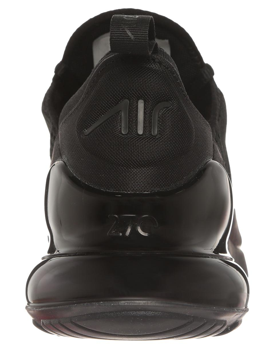 Negrita Apoyarse taller  Tenis Nike Air Max 270 negro en Liverpool