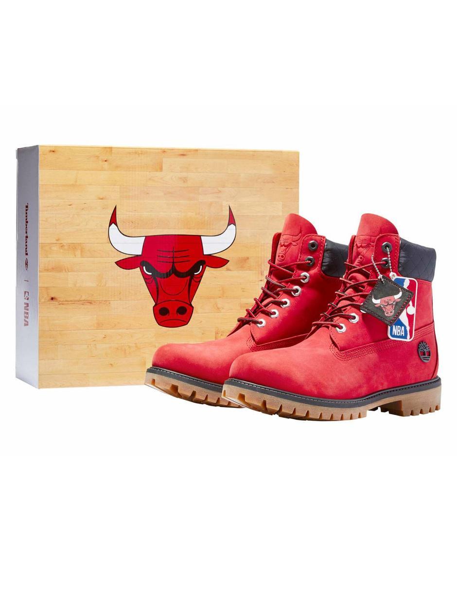 erección Del Norte Plausible  Bota Timberland , Edición Especial y Limitada de NBA Chicago Bulls en  Liverpool