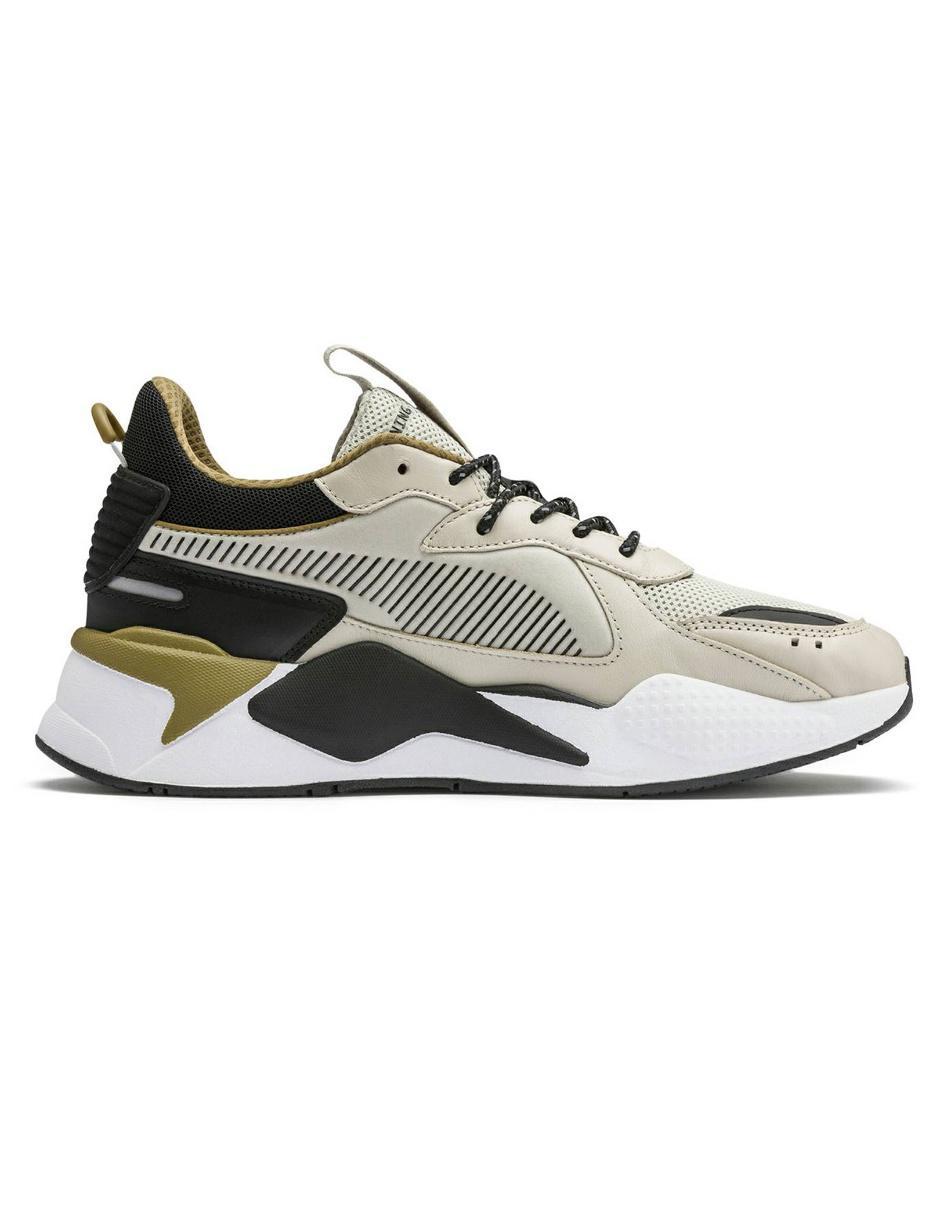 Tenis Puma RS-X Core piel beige