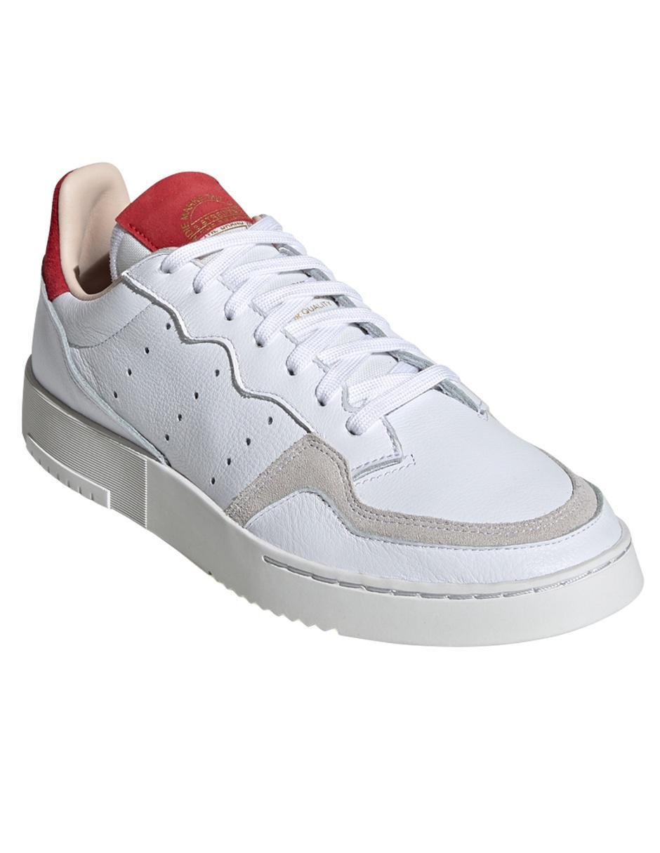 Tenis Adidas Originals Supercourt blanco
