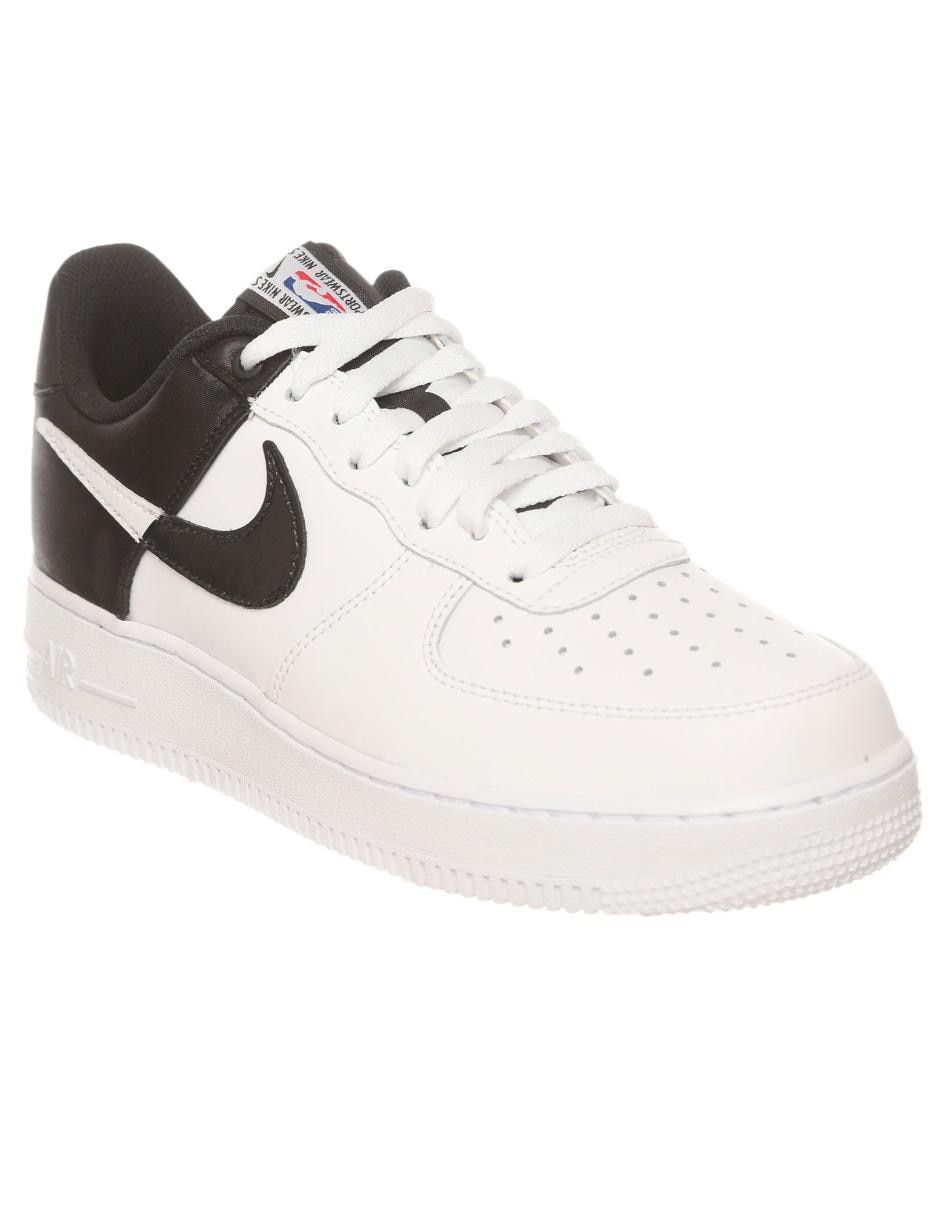 Tenis Nike Air Force 1 NBA piel blanco